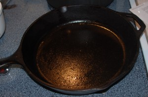 Cast iron is a lot of fun to use
